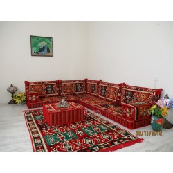 Arabic Corner Floor Sofa,...