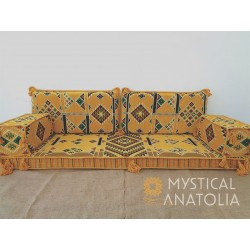 U Shaped Arabic Floor Sofa...