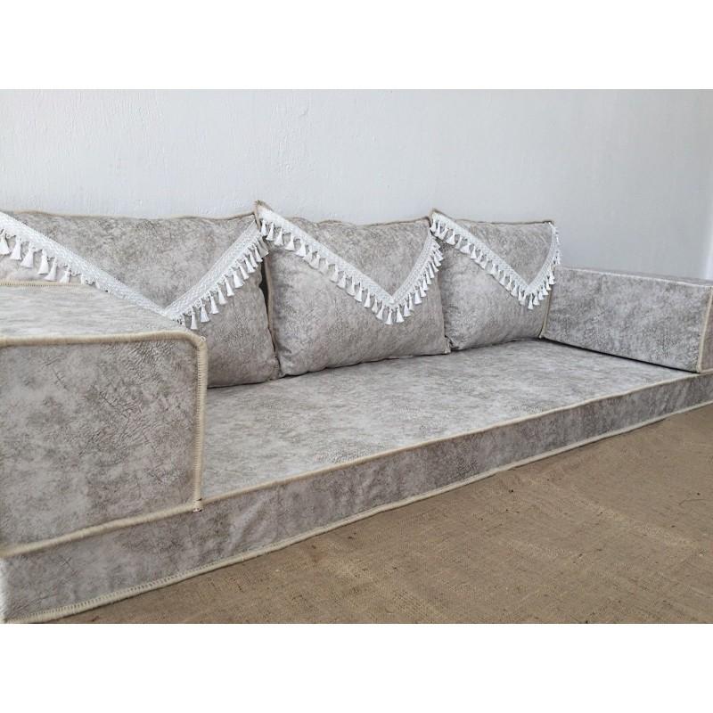 Fabulous Arabic Sofa Arabic Floor Seating Arabic Furniture Arabic Couch Majlis Machost Co Dining Chair Design Ideas Machostcouk