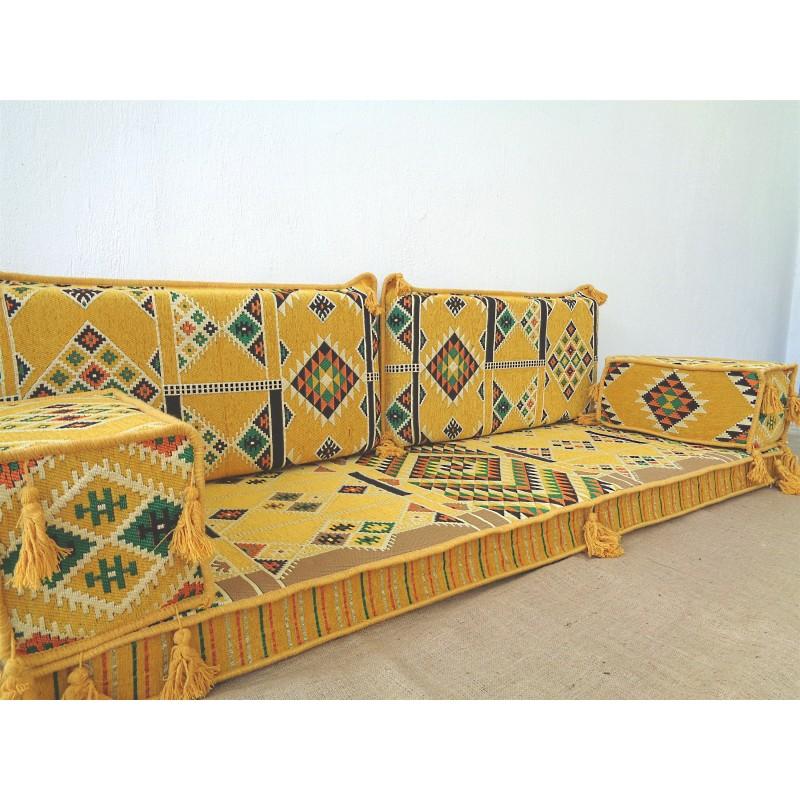 Swell Arabic Sofa Arabic Couch Floor Couch Jalsa Majlis Arabic Furniture Machost Co Dining Chair Design Ideas Machostcouk